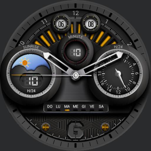 Orilama watch 77
