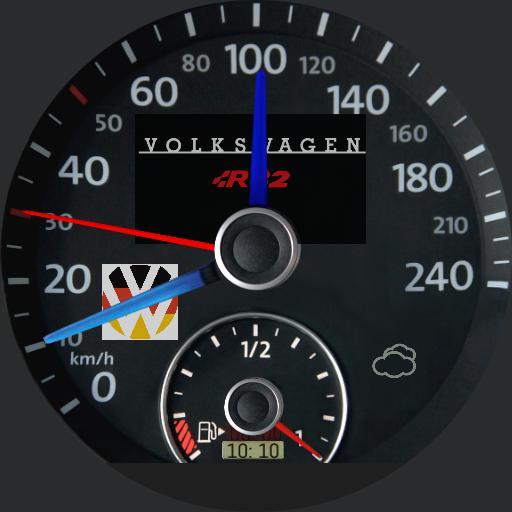 VW R32 Line