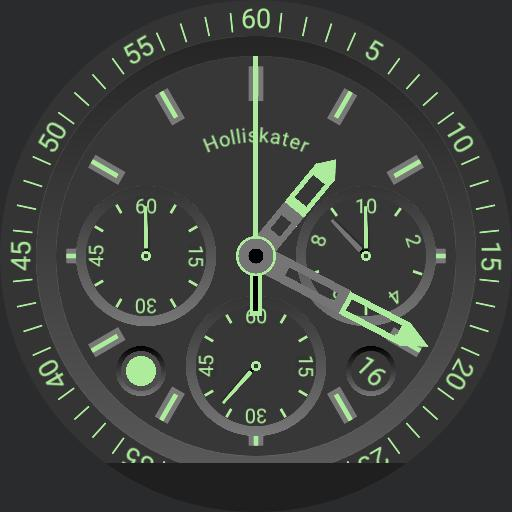 holliskater 100% watchmaker