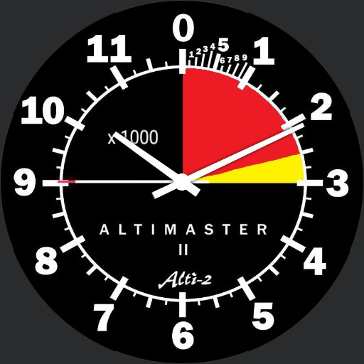 Altimaster II tm