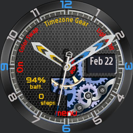 Timezone Gear