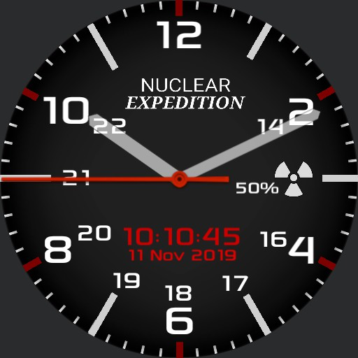 Nuclear Expedition