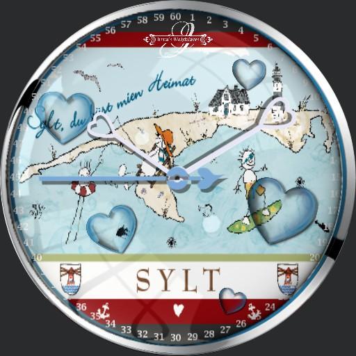Sylt Herz Animation