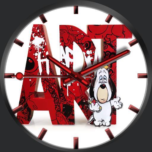 Art watch 4