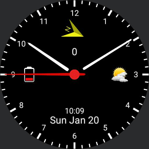simple watch