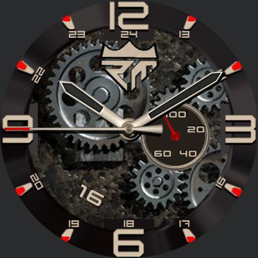 gear RM watch