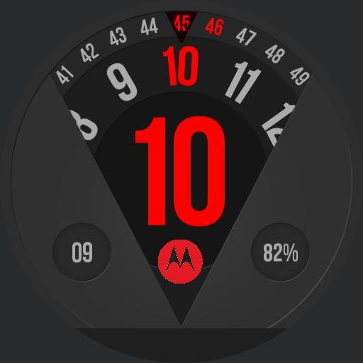 Motorola V-Type Red Copy