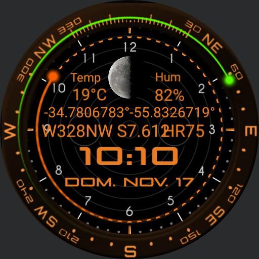 Interactive Info Lualdi Watch Heart 3.0