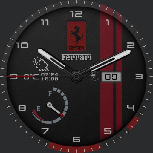 Ferrari ROPS colorize Vspec