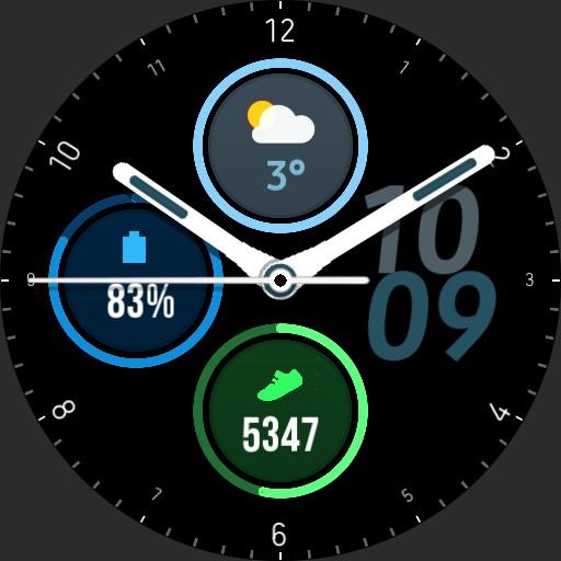 Marcin Galaxy Watch 3