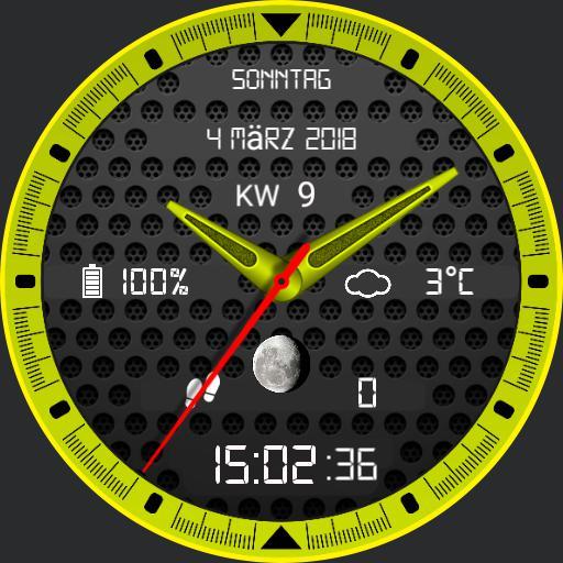 Tomwa 010.3 yellow