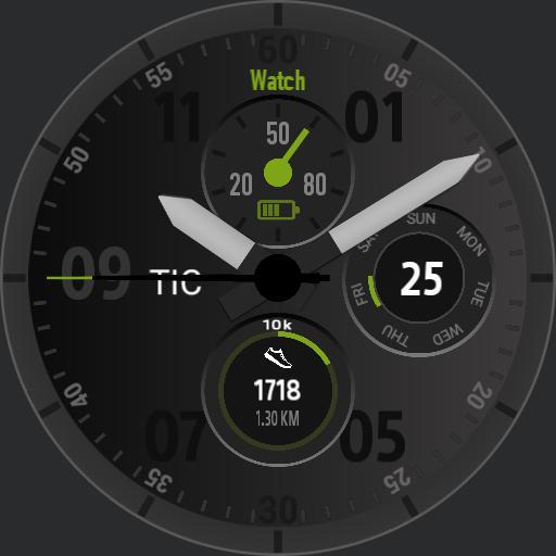 tic gray