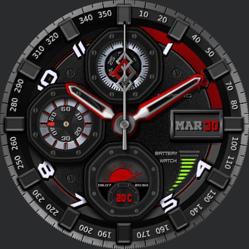 Orilama watch 74