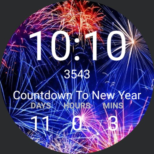 _Countdown To New Year 2020 by gaugaugexi