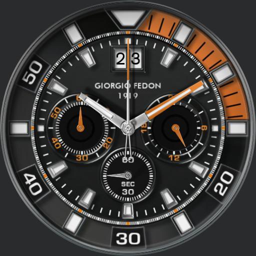 Giorgio Fedon Speed Timer V rc1