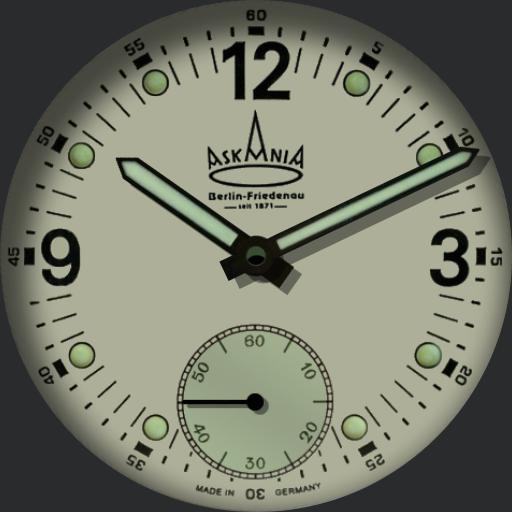 Askania Blitz Pilot 2010