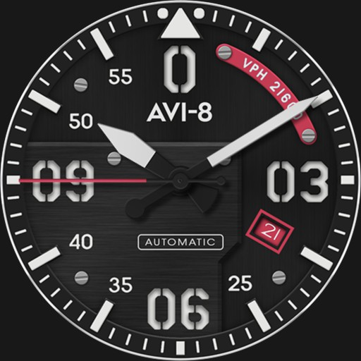 AVI-8 BOTTISHAM AUTOMATIC LIMITED EDITION 3-in-1