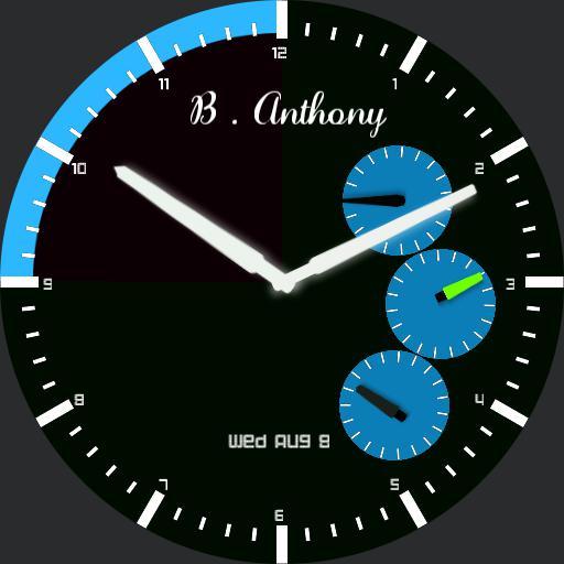 B . Anthony