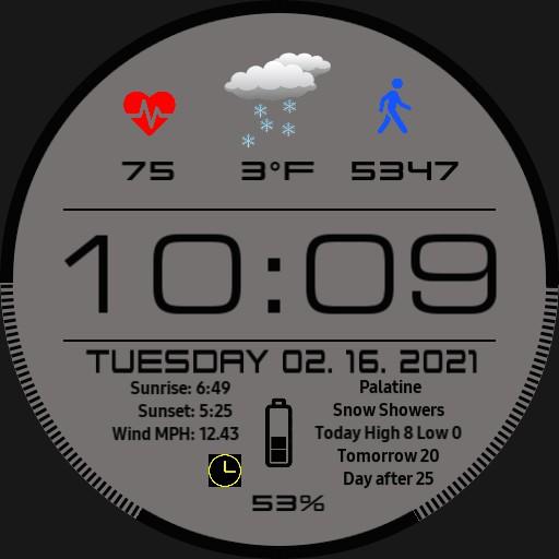 Ticwatch Pro Gray Multi Modes v4