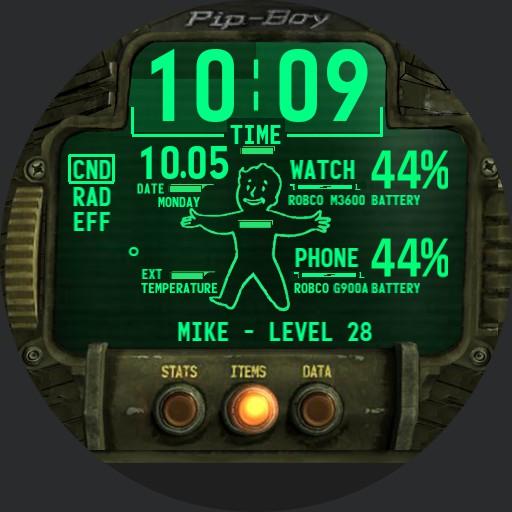 Pip-Boy M3600 - Multi-Mode
