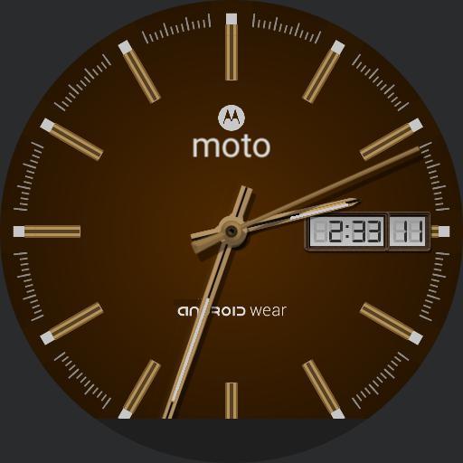 Moto HyperChrome Brown