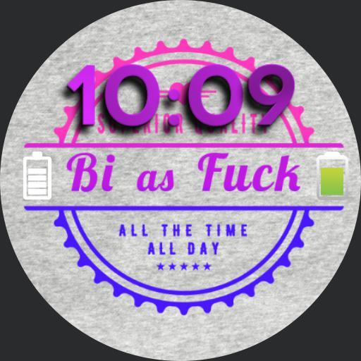 Bi as Fuck