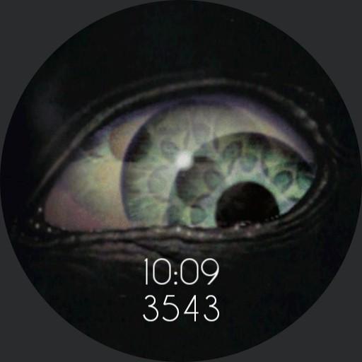 _Tool. Rotating Eye. by gaugaugexi
