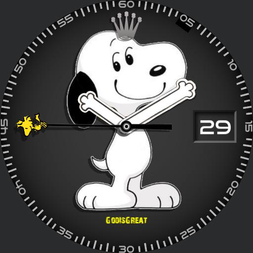 King Snoopy
