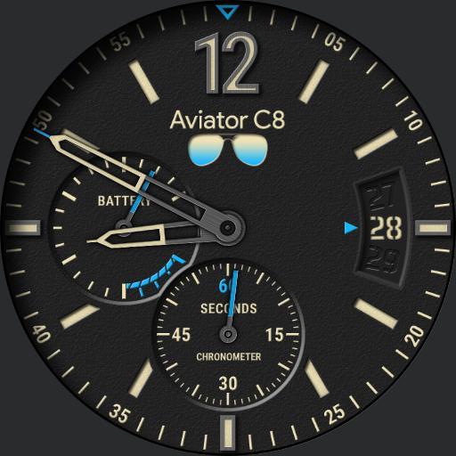 Aviator C8