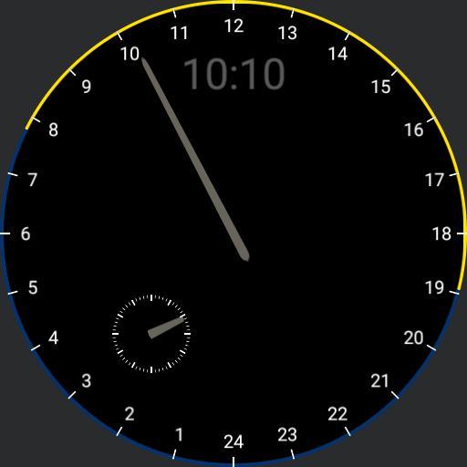 minimalist 24hr