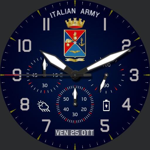 ITALIAN ARMY Lyan