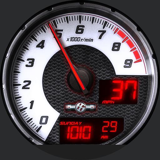86 gauge mph