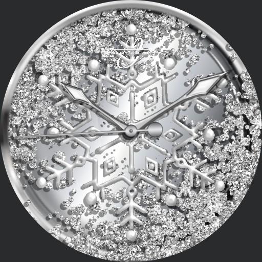 Frost Eiskristalle 2S. Animation