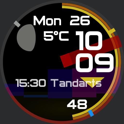 Wind dial pcve 10
