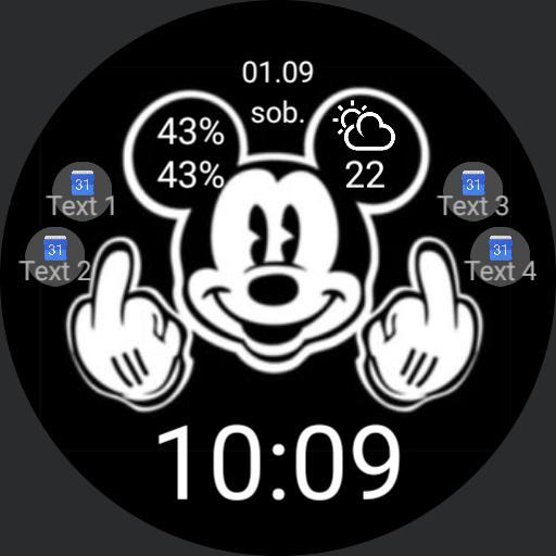 Miki Mouse Copy