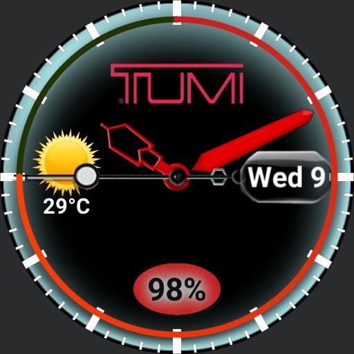 TUMI Watch