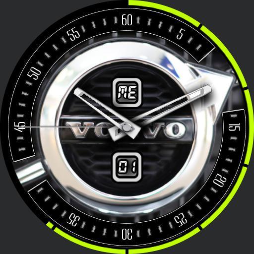 UnOfficial Volvo Watch