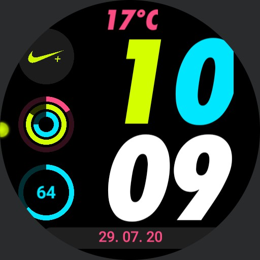 Nike Apple watch Complete Copy