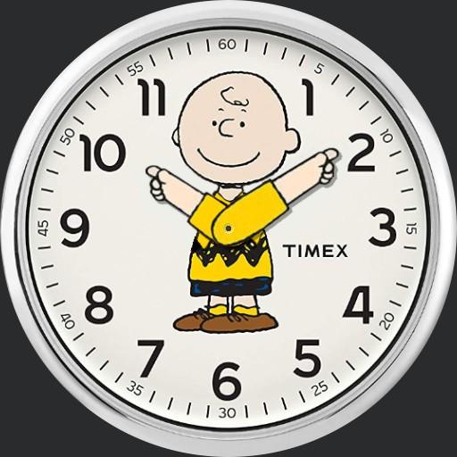 Timex Charlie Brown