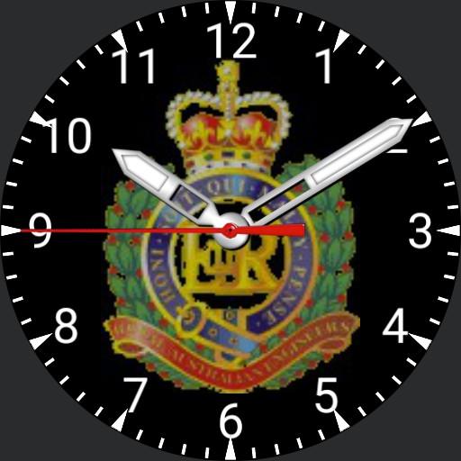 24hr Watch RAE Army