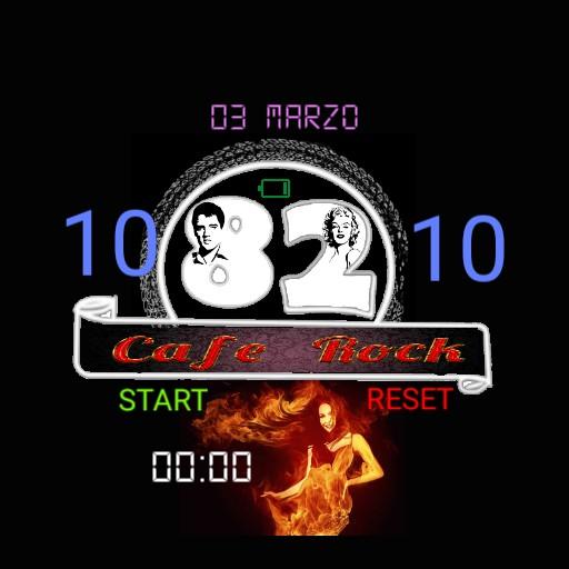 Cafe Rock 82