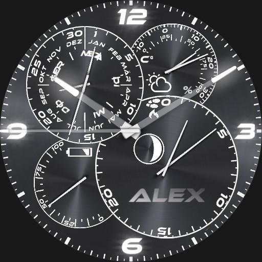 Alex Full Analog Diagonal Round v1.0
