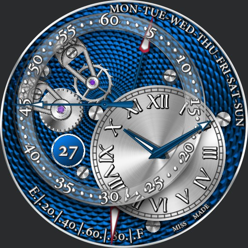 Glacial Ring JBGR160920