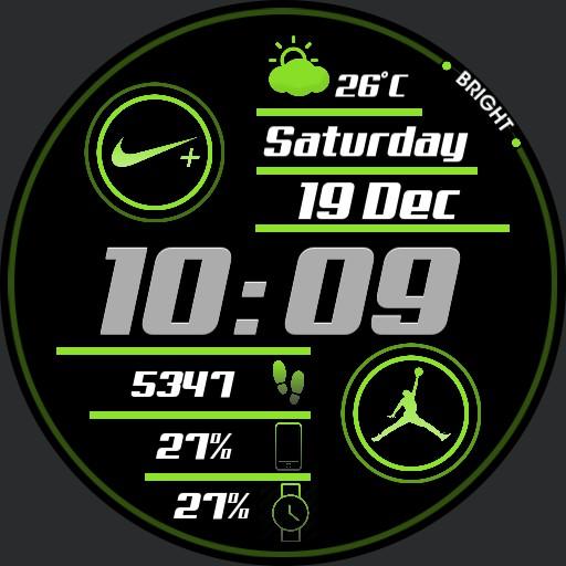 Nike Air Jordan Themeable