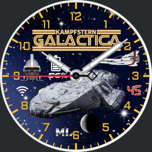 Battlestar Galactica 1980 - 3.03