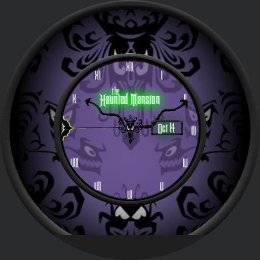 The Haunted Clock