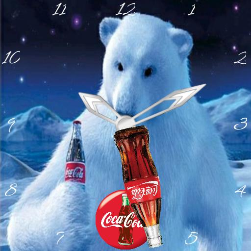 coca cola bear