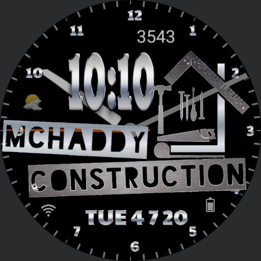 McHaddy Construction