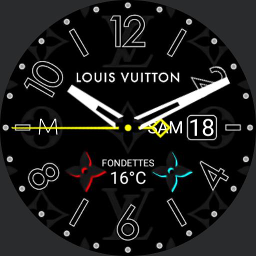 Louis Vuitton Tambour Horizon Kinou