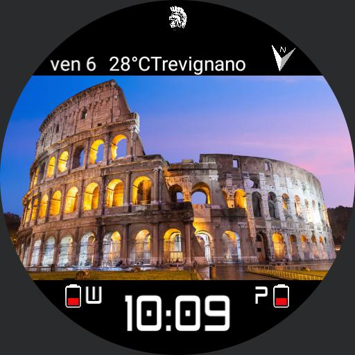 The colosseum watchface 1.0